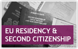 eu residency and second citizenship